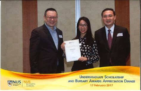Nus Mba Scholarship by Eps Recruitment Singapore Scholarship And Bursary Awards