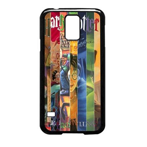 Harry Potter All Book Cases Samsung Galaxy Iphone Xperia Cases harry potter books 2 samsung galaxy s5 phone cases
