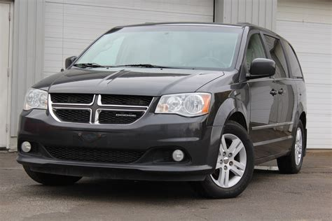 2011 Dodge Grand Caravan Passenger by Pre Owned 2011 Dodge Grand Caravan Crew Mini