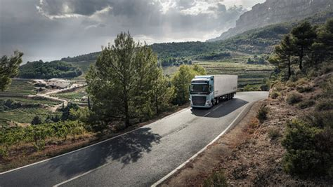 volvo truck cost the gas powered volvo fh lng
