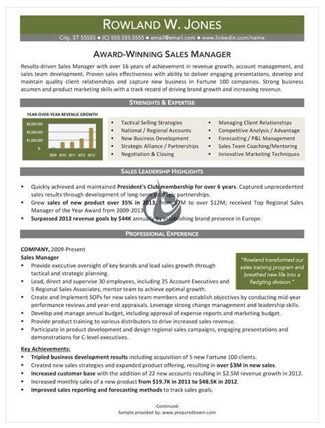 prepared cv sles creative resume formats prepared to win