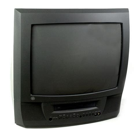 GE 19TVR62 19 inch TV / VCR Combo (Refurbished