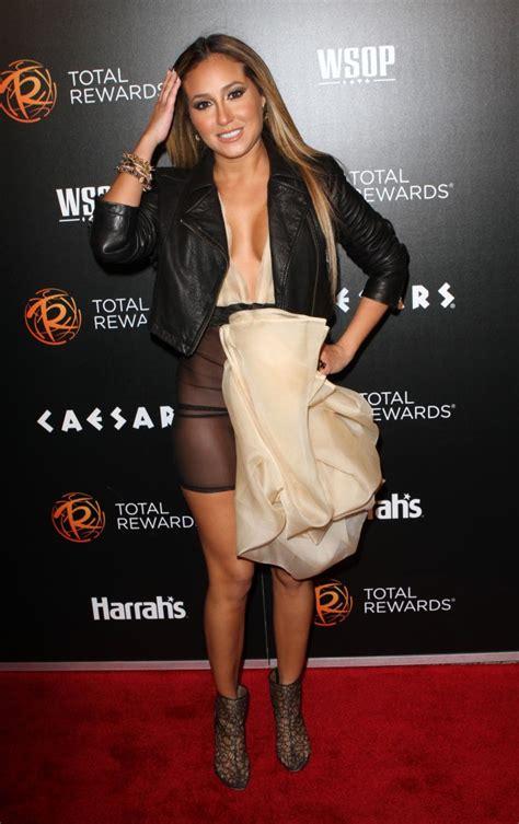 Adrienne Wardrobe by Warning Contains Adrienne Bailon Has A