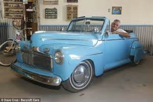 can you trade a new car for another new car miniature car enthusiast builds his own pint sized motors