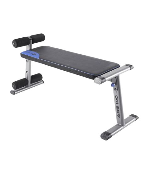 decathlon bench domyos abs bench 100 by decathlon buy online at best price on snapdeal
