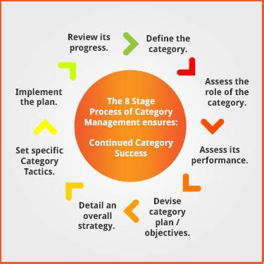 category management strategy template category management process pictures to pin on