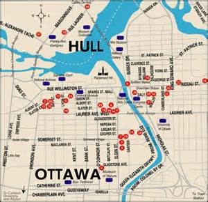 ottawa map of canada large ottawa maps for free and print high