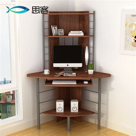 Minimalist Corner Desk by Best Korean Passenger Minimalist Corner Desk Computer Desk Combination Bookcase Desk Corner