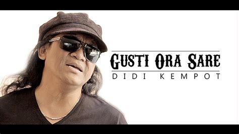 download lagu didi kempot feat dedi dores cintaku tak album 52didi com bing images