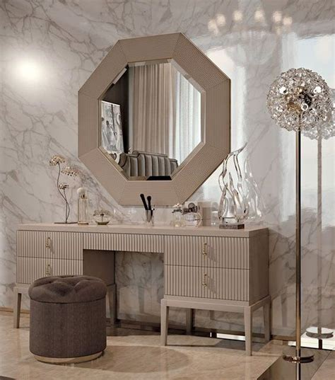 33 modern dressing table designs for luxury