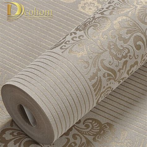 Wholesale Suppliers Home Decor by Aliexpress Com Buy 10m Home Improvement Wall Paper