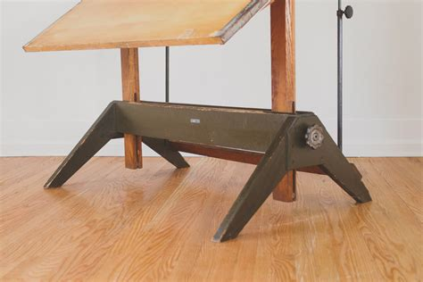 Mayline Drafting Table Special Drafting Table Hardware Set The Clayton Design