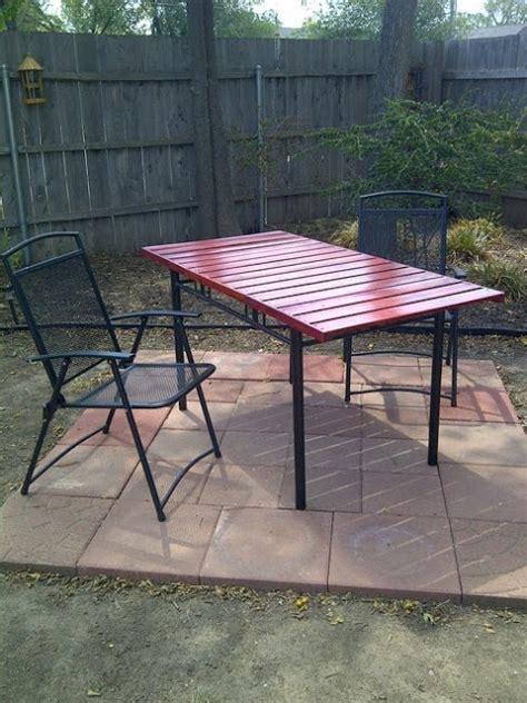 ikea picnic bench non gormless picnic table ikea hackers ikea hackers
