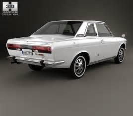 datsun bluebird 1600 sss coupe 1968 3d model humster3d