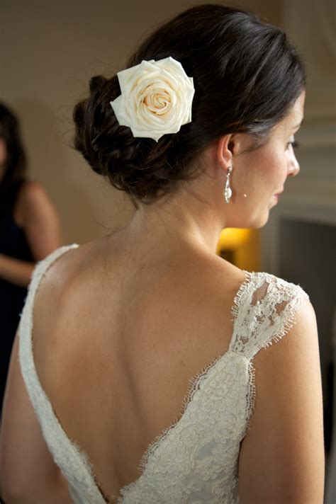 Wedding Hair With Roses by Wedding Hair And Make Up In A Warm Climate