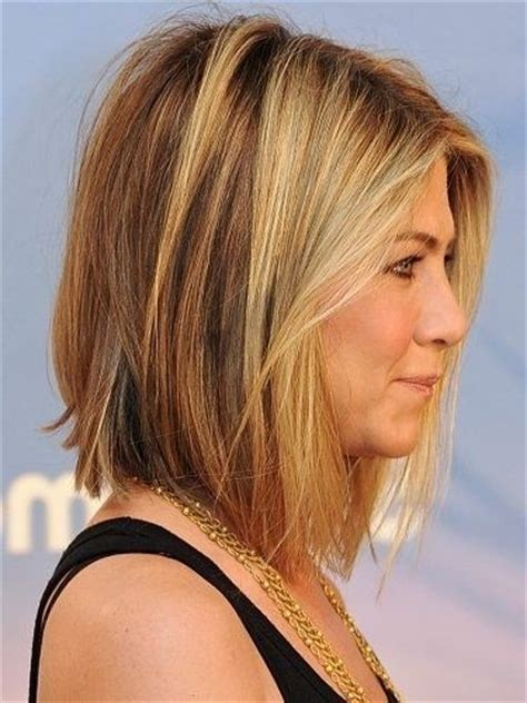 jennifer aniston long hairstyles popular haircuts 15 cute chin length hairstyles for short hair popular