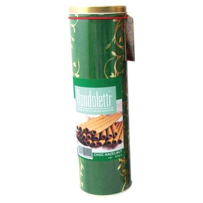 Wafer Rondoletty buy rondoletti cafe style wafers from canada at well ca free shipping
