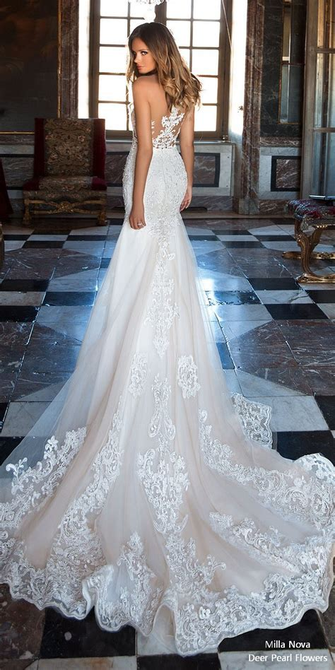 Milla Nova Wedding Dresses 2018 ? Once in The Palace