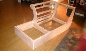 build a chaise frame from scratch