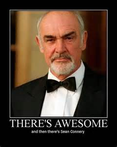 Sean Connery Memes - skyfall 5 point review irony is a poor master