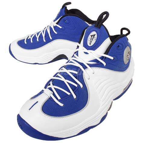 hardaway basketball shoes nike air ii 2 atlantic blue hardaway mens basketball