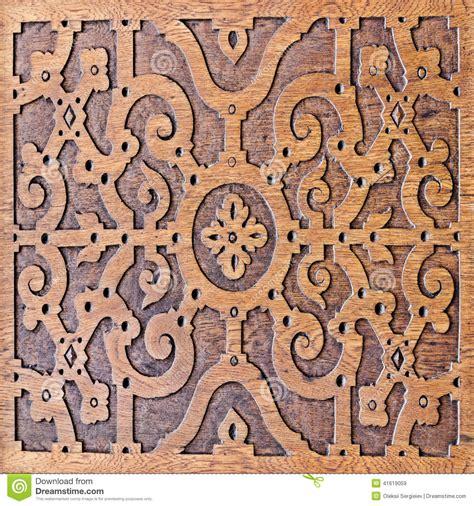 wood engraving pattern wood carving antique skillful pattern stock image image
