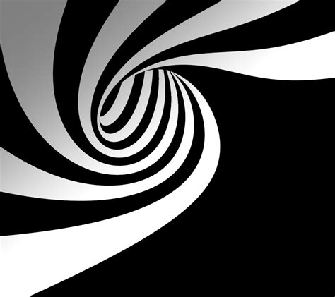black white black and white swirl wallpaper wallpapersafari