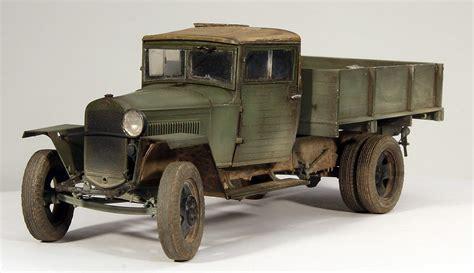 Miniart 35134 Gaz Mm Mod 1943 miniart 35134 gaz mm mod 1943 cargo truck pedan