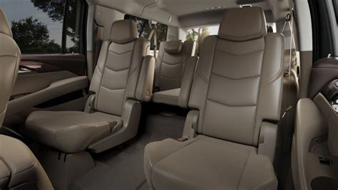 Suv Captain Chairs by 2016 Model Suvs With Second Row Captains Chairs Autos Post