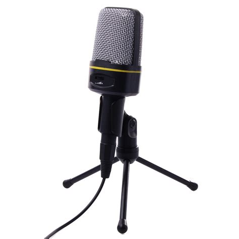 Stand Mic Recording By Gudangmic studio condenser microphone mic sound recording stand