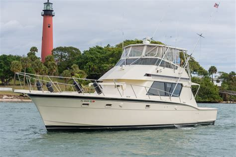 hatteras fishing boat prices 1988 used hatteras sports fishing boat for sale 199 900