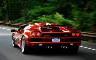 Lamborghini Diabl Hd Cars Wallpapers Lamborghini Diablo