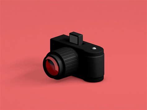 camara de fotos 3d camera 3d by nicolas lanthemann dribbble