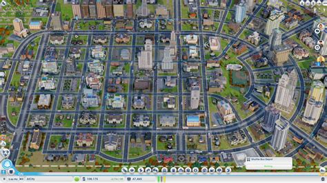 road layout cities xl simcity 2013 road system arced roads computer game