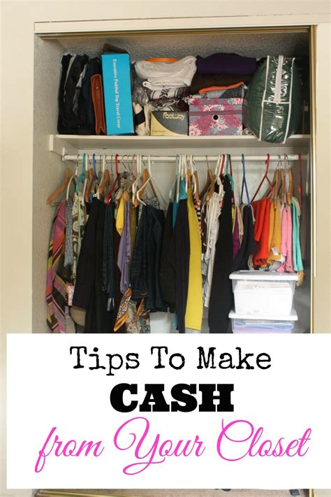 Clean Closet Consignment tips for cleaning out your closets and or