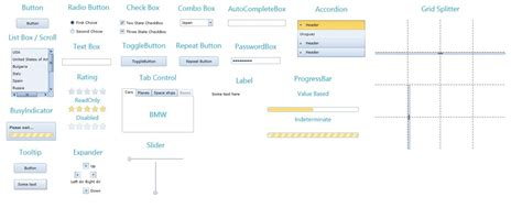 infragistics themes for microsoft controls free office 2010 blue theme for wpf and silverlight