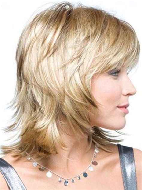 Shaggy Bob Hairstyles by 15 Cool Shaggy Bob With Bangs Bob Hairstyles 2017