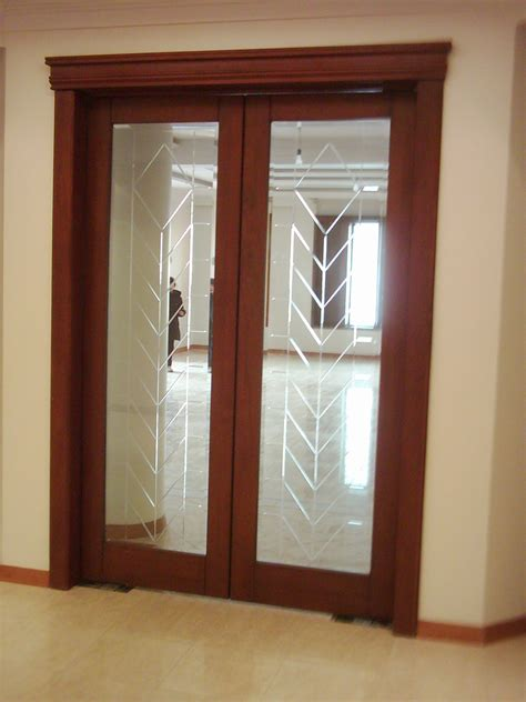 Etched Glass Interior Doors Doors Interior Frosted Glass An Ideal Material For Use In Any Wardrobe Door Style