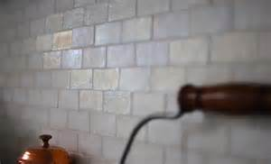 iridescent tile backsplash transitional kitchen