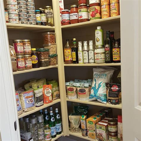 Clean Pantry clean pantry inspiration clean food crush