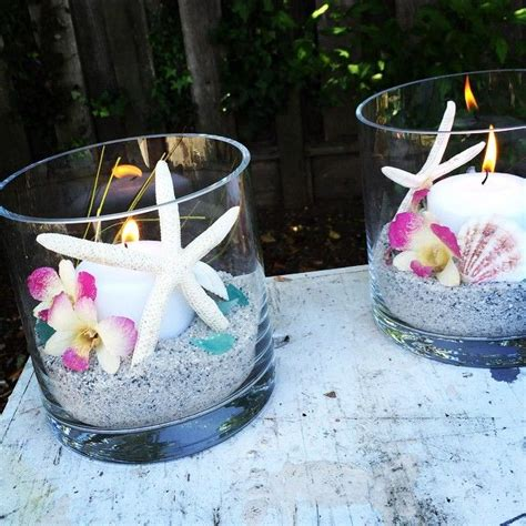 hawaiian table decorations ideas 25 best ideas about tropical centerpieces on