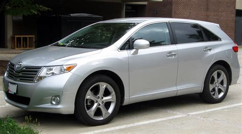Toyota Venza 2010 2010 Toyota Venza Photos Informations Articles