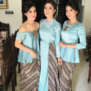 Gamis Wanita Baju Muslim Set Dini Style Kuning G 274 5 inspirasi atasan buat kondangan modis di 2018