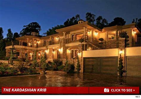 kardashian houses keeping up with the kardashians not really jenner