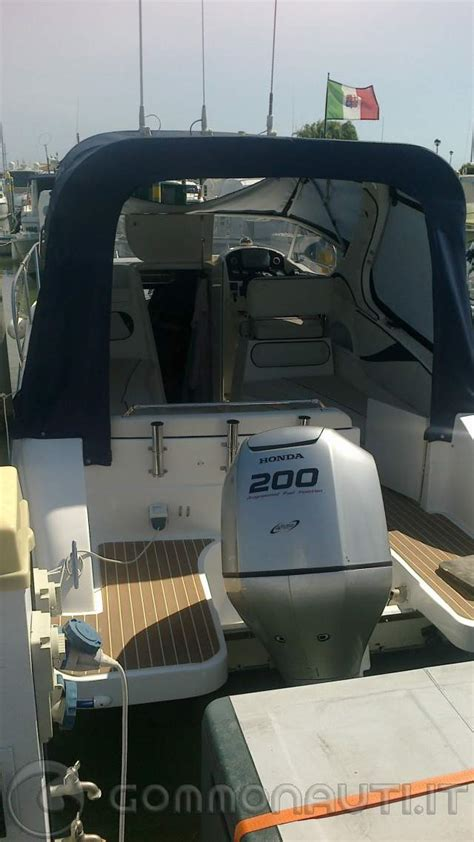 saver 690 cabin sport usato vendo saver 690 cabin sport