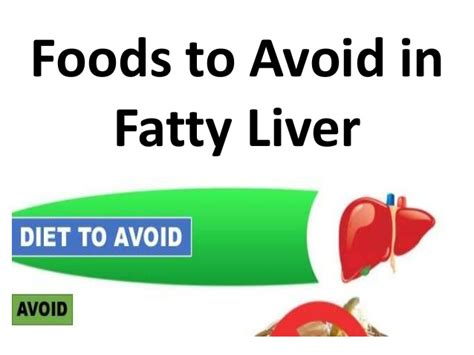 Liver Detox Diet Foods To Avoid by Foods To Avoid For Liver Detox Foodfash Co