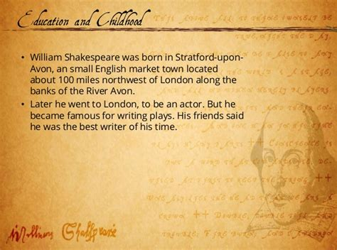 william shakespeare by faixan