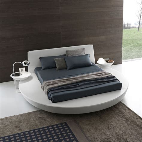 circle beds presotto zero circular bed
