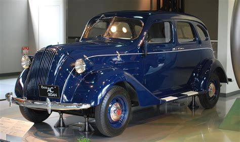 toyoda car long lost toyoda aa discovered in russia japanese