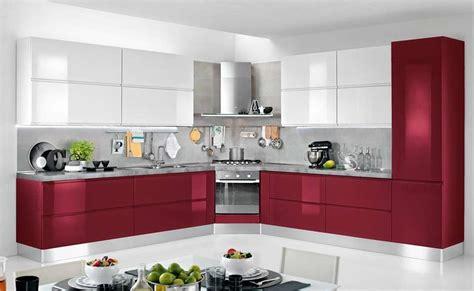 Cucina E Rossa by Mondo Convenienza Cucine 2016 Foto Design Mag